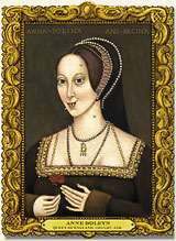 Anne Boleyn and her six fingers
