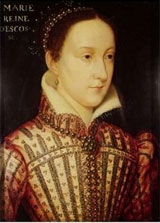 Mary Queen of Scots as a young girl